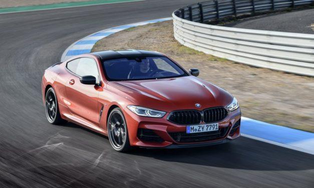BMW inicia pré-venda do novo Série 8