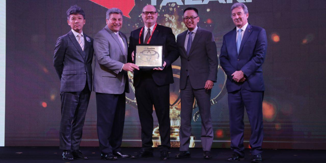 Toyota promove premiação conjunta Brasil-Argentina