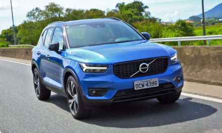 Volvo Car consolida quarta posição entre as marcas premium