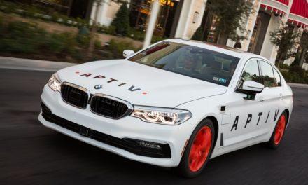 Táxis autônomos da Aptiv completam 100 mil viagens