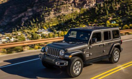 No dia do Jeep, marca faz três lançamentos