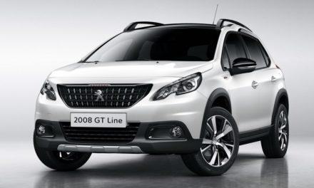 PSA atualiza Peugeot 2008 nacional