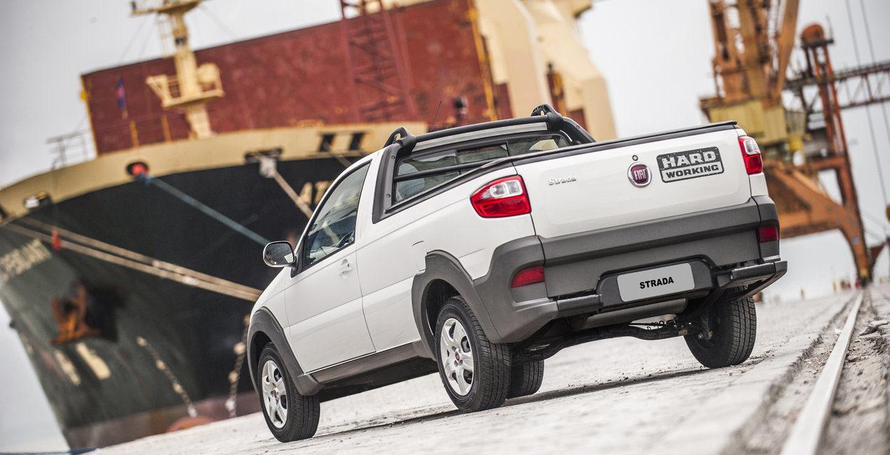 FCA emplaca quatro modelos entre os 10 mais vendidos no País