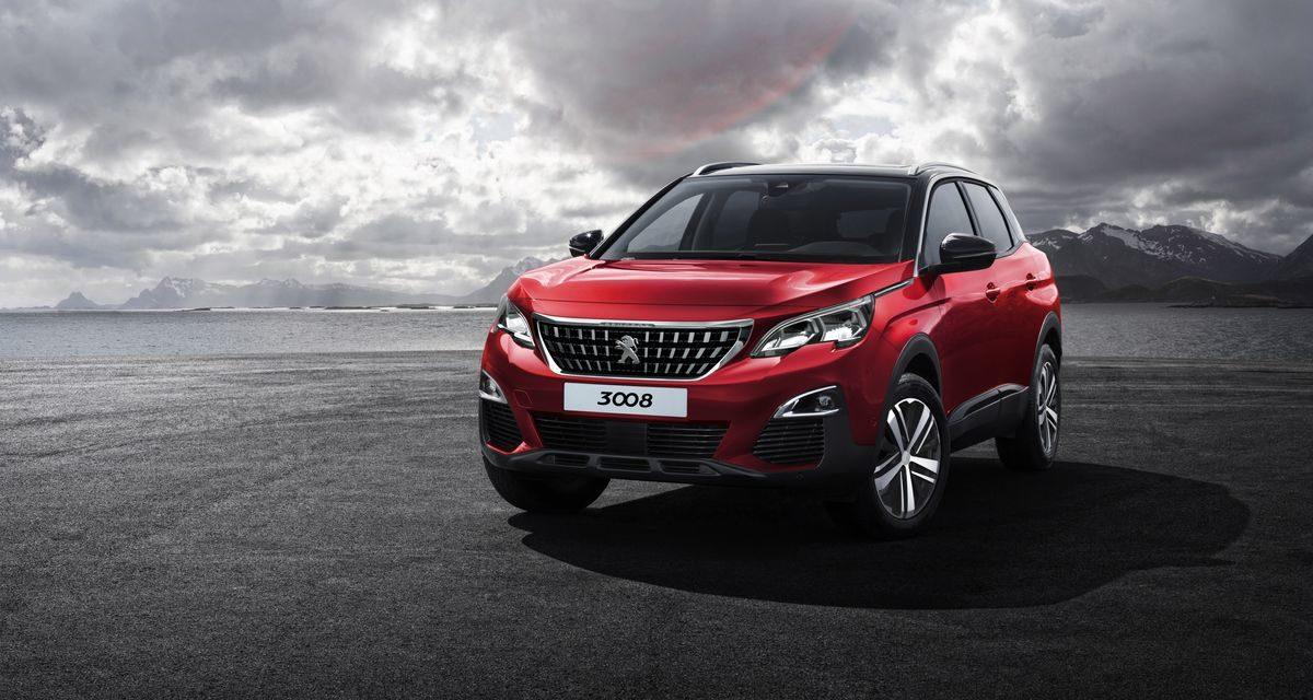 Peugeot 3008 tem nova versão de entrada