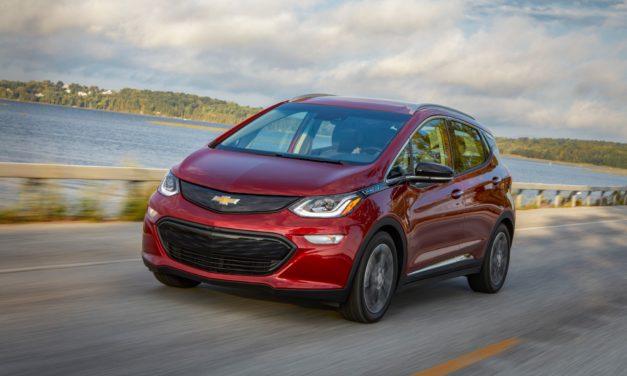 Chevrolet começa a vender segundo lote do Bolt em fevereiro