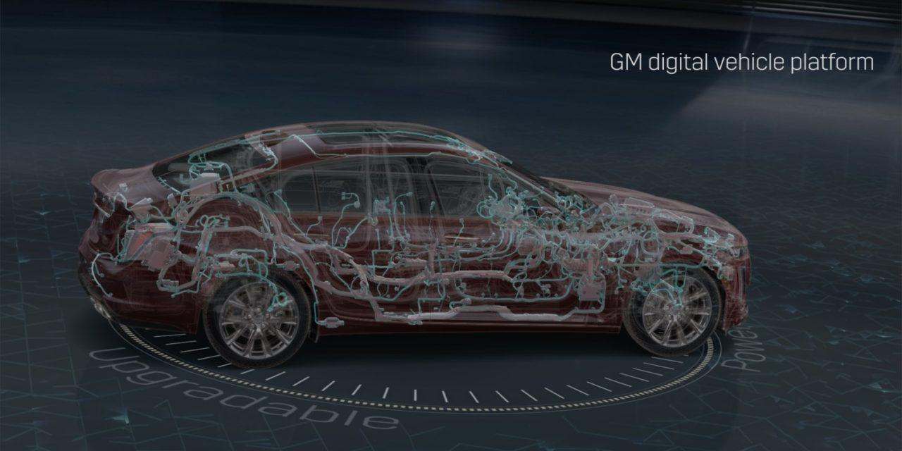 GM apresenta nova arquitetura veicular eletrônica