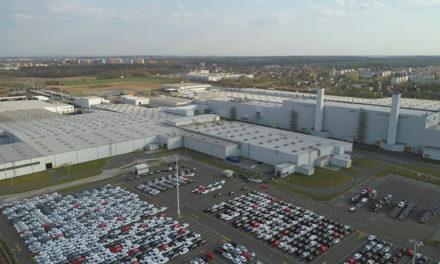 PSA aumenta capacidade de produção global de furgões
