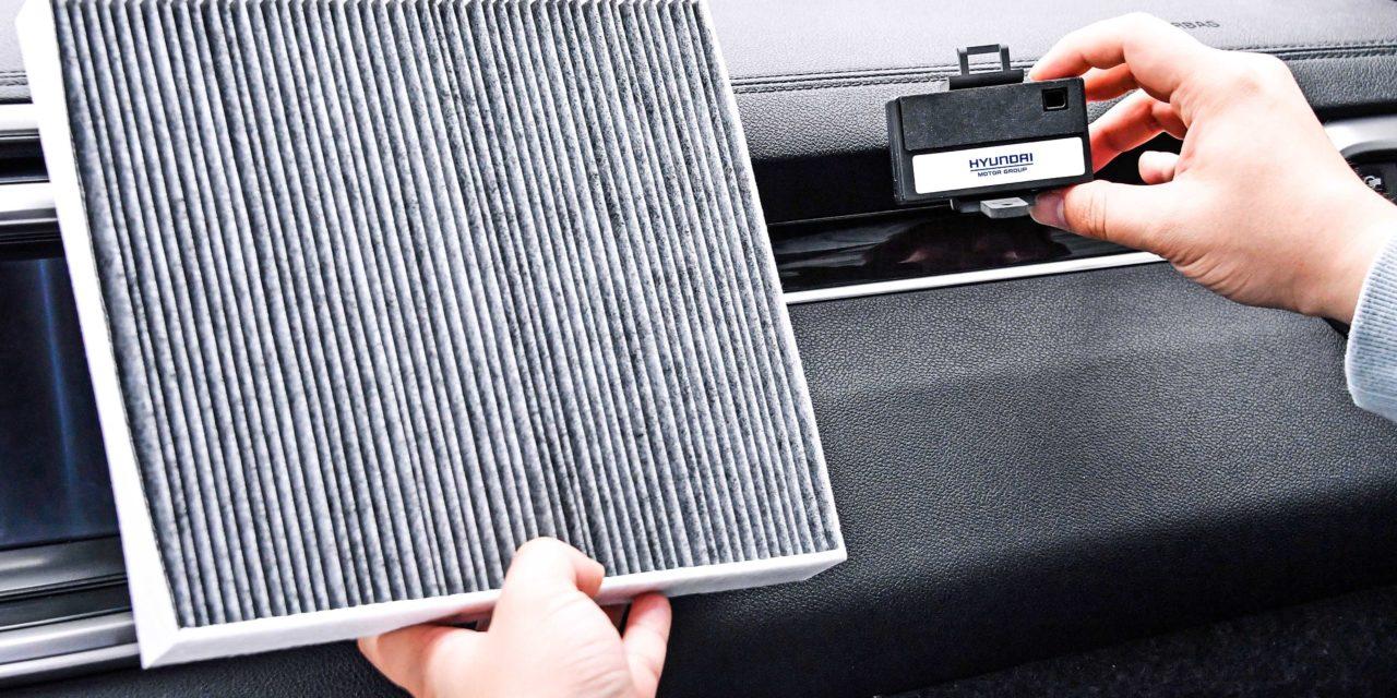 Grupo Hyundai cria sistema inteligente de monitoramento de ar