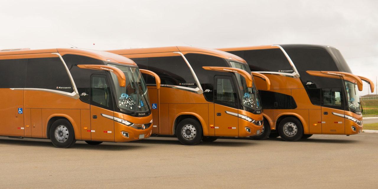 Em recuperação, mercado de ônibus cresce 73% até abril