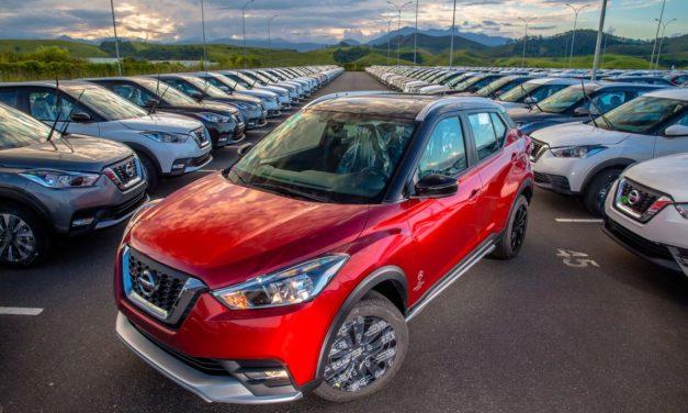 Nissan do Brasil recebe sinal verde para ampliar exportação do Kicks