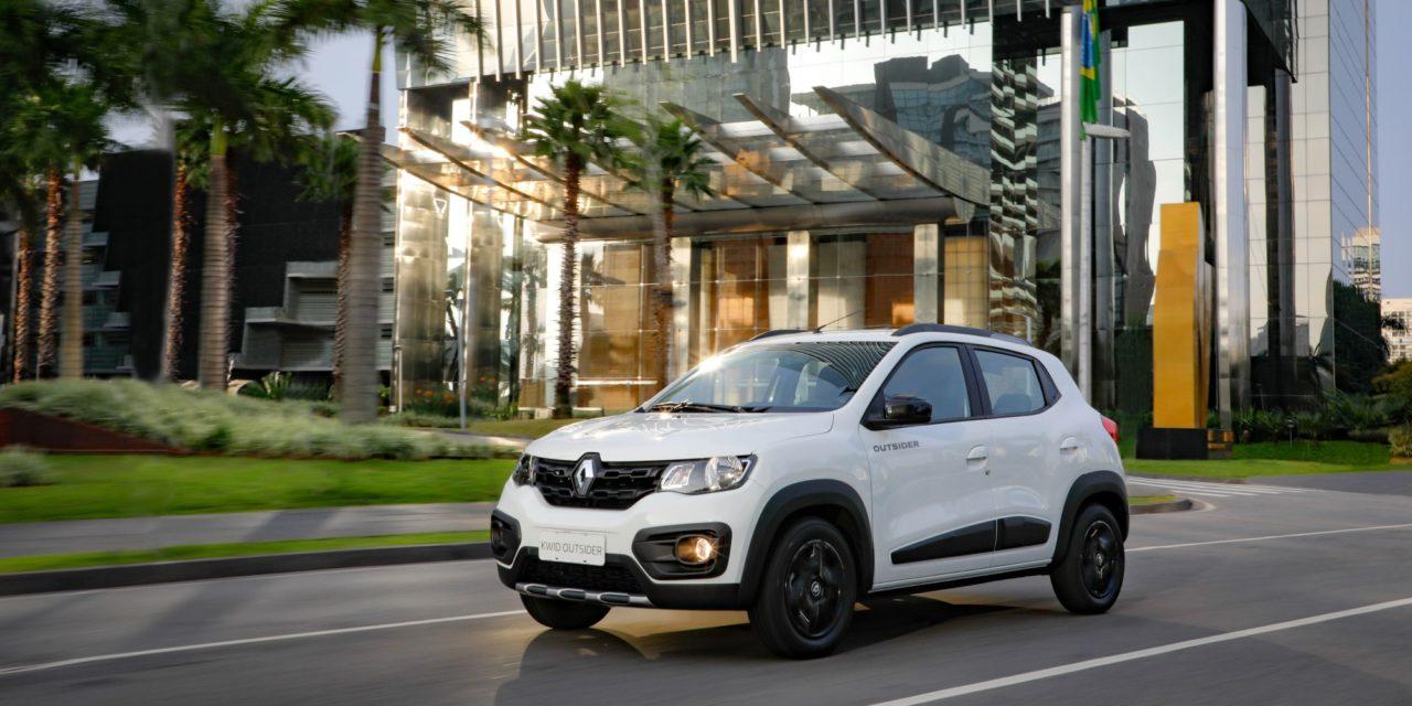 Kwid mostra força e já responde por 40% das vendas da Renault
