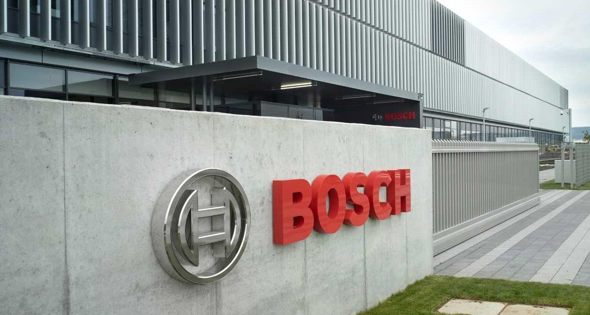 Bosch multada em € 90 milhões por Dieselgate