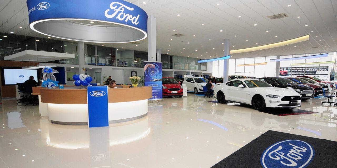 Ford cai e já é apenas a sétima marca no ranking de vendas
