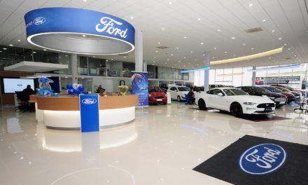 Ford cai para o sétimo lugar em maio
