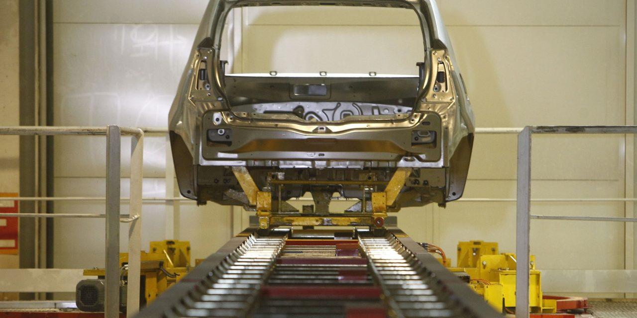 Produção de veículos segue estagnada