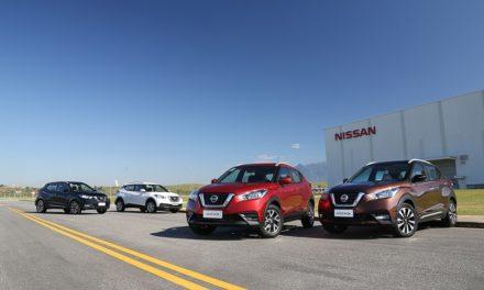 Nissan lança linha 2020 do Kicks