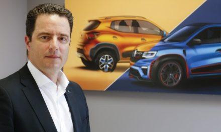 Renault Tecnologia Américas tem novo diretor