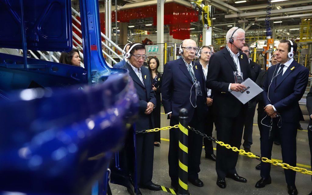 Scania investirá R$ 1,4 bilhão de 2021 a 2024