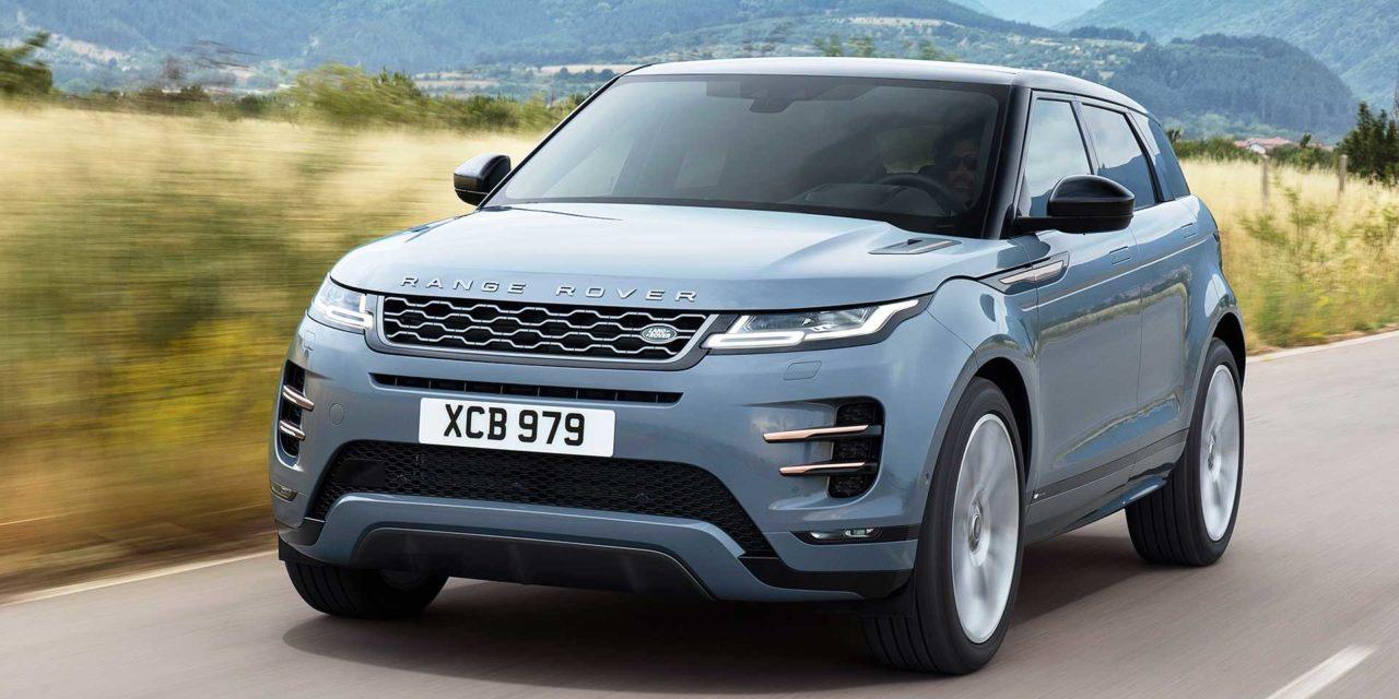 Iniciada a pré-venda da 2ª geração do Range Rover Evoque
