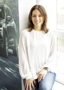 Camila Mateus assume Marketing da Volvo Cars Brasil