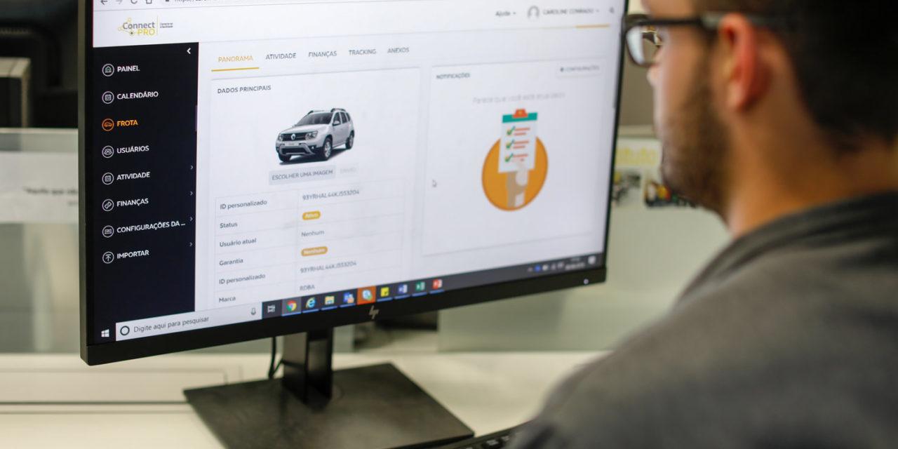 Renault lança serviço de gestão de frota de automóveis