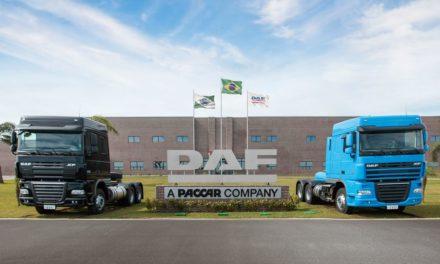 DAF comemora sete anos com crescimento de 30% nas vendas