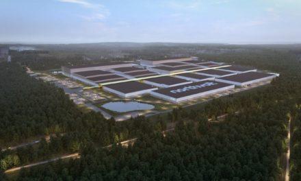 VW investe € 900 milhões na fabricante de baterias Northvolt