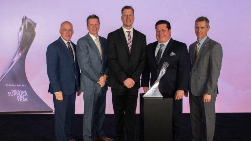 Bridgestone recebe prêmio global da GM mais uma vez