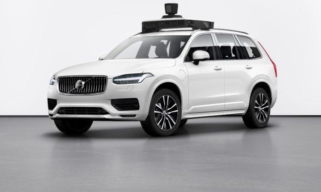 Com tecnologia conjunta, Volvo e Uber produzirão autônomos