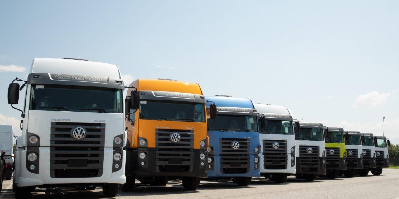 Família Constellation acumula produção de 230 mil unidades