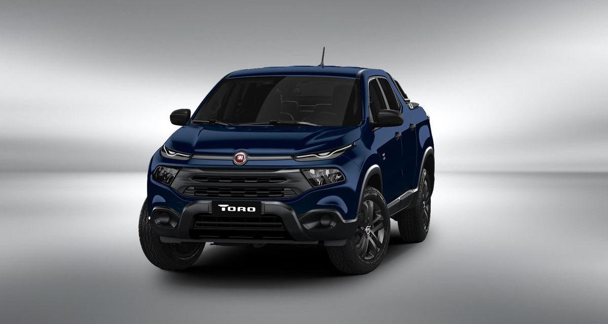 Fiat Toro ganha mais duas opções na versão de entrada