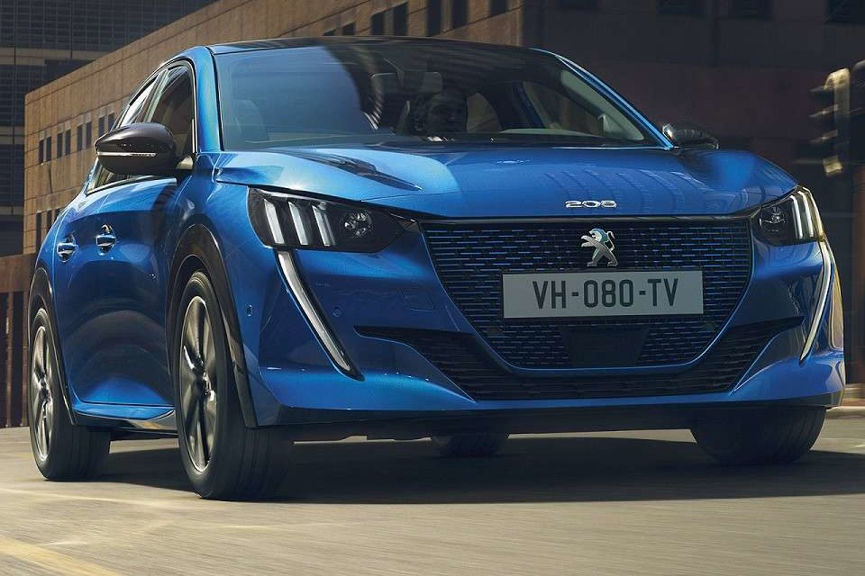 Peugeot espera o novo 208 para inverter curva descendente de vendas