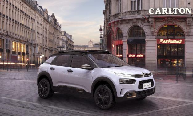 Citroën lança série especial 100 anos