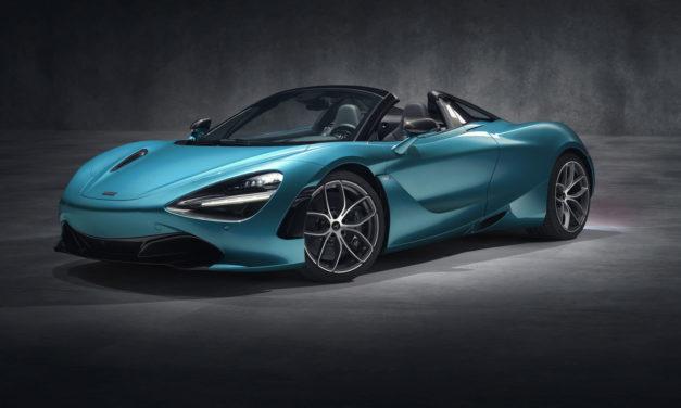McLaren vendeu 28 veículos no Brasil