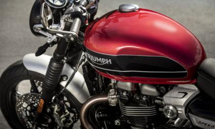 Nova Triumph Speed Twin chega ao mercado por R$ 48 mil