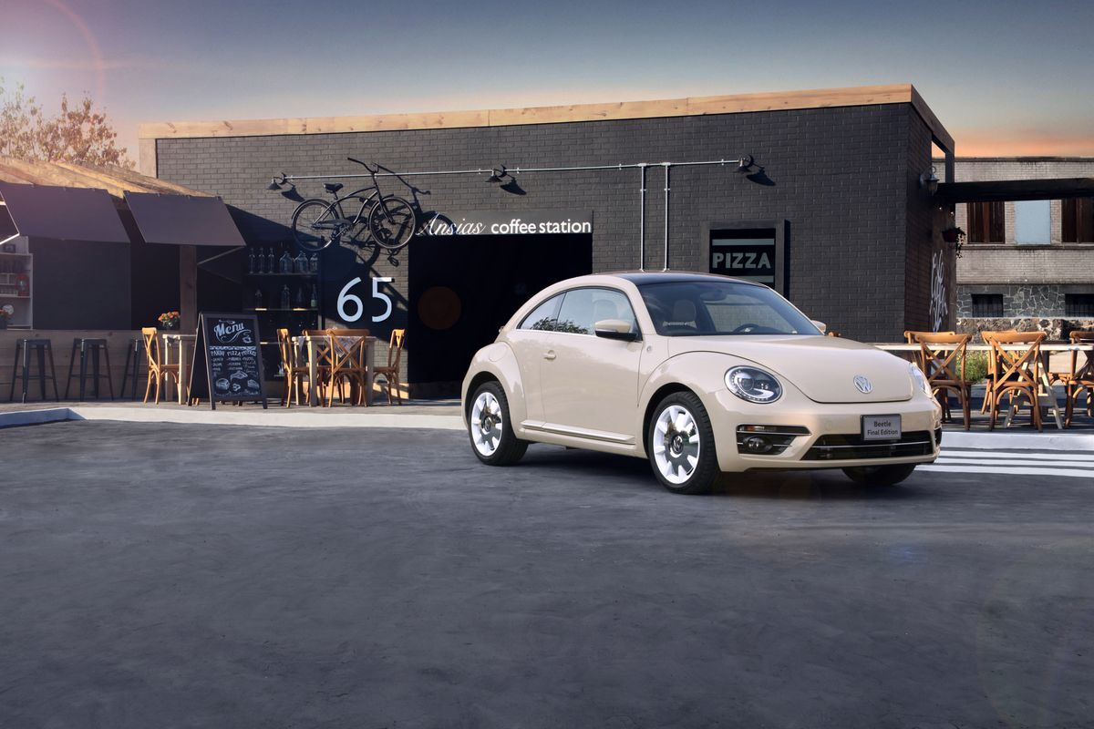 VW The Beetle Final Edition