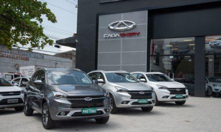 Caoa Chery cresce 175% e se consolida como 12ª marca de automóveis