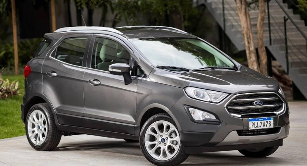Ford EcoSport seminovo desvaloriza o triplo dos rivais
