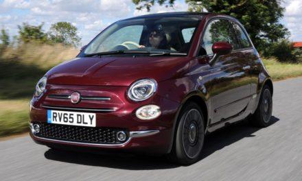 FCA investirá € 700 milhões para produzir o Fiat 500 elétrico