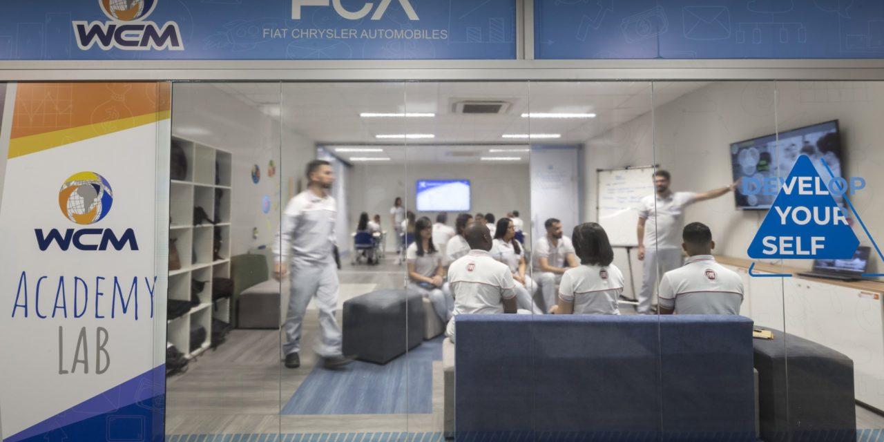 Fiat tem novo centro de inovação em Betim
