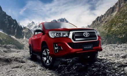 Toyota reforça a segurança na linha 2020 da Hilux e SW4