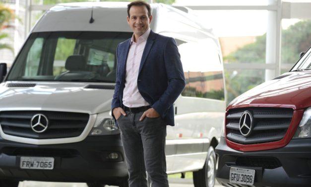 Mercedes-Benz busca mais um ano de liderança com o Sprinter