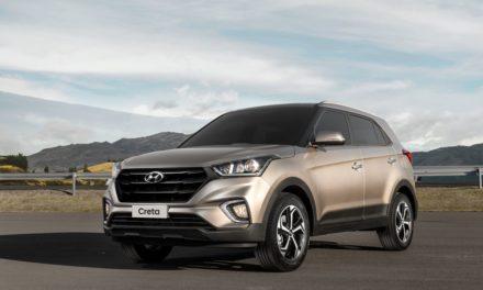 Hyundai Creta 2020 chega à rede