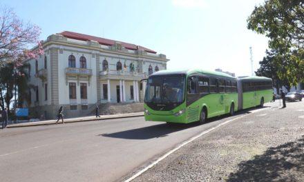 Ônibus: em tempo de renovação.