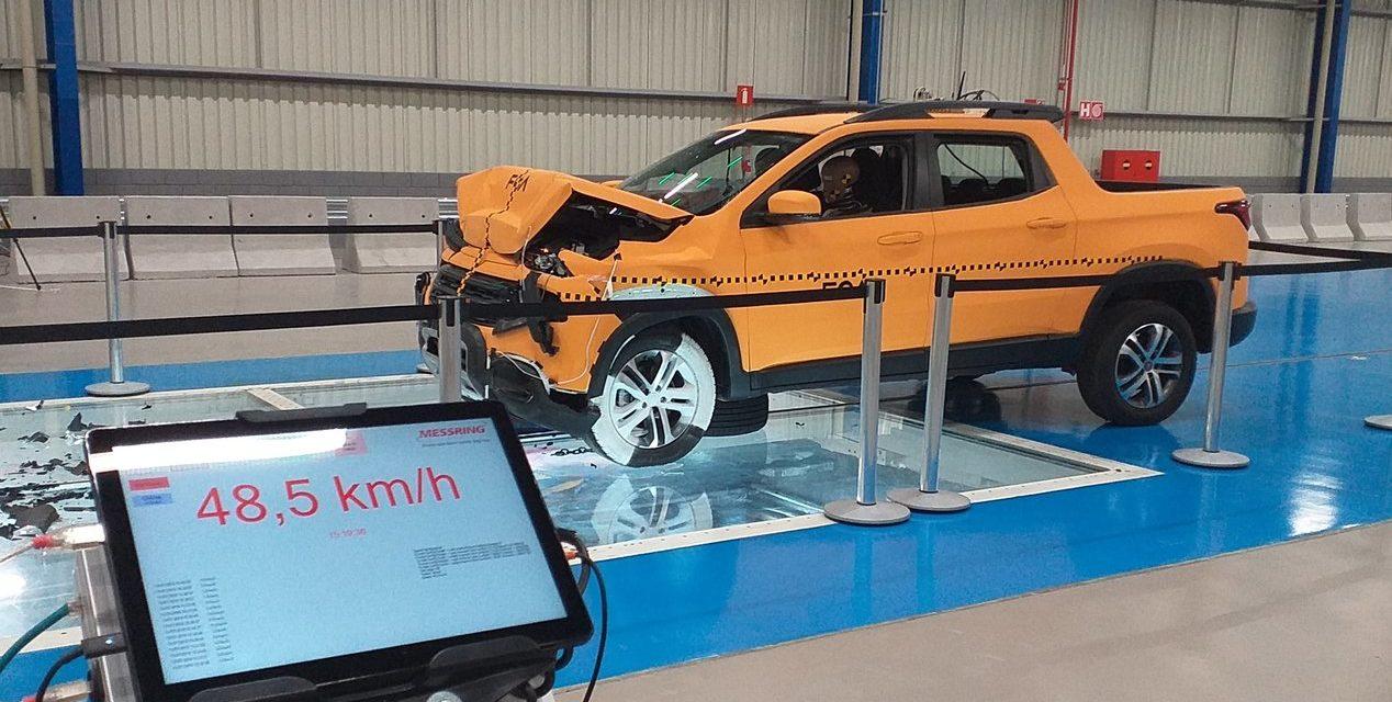 FCA inaugura laboratório de test-crash em Betim