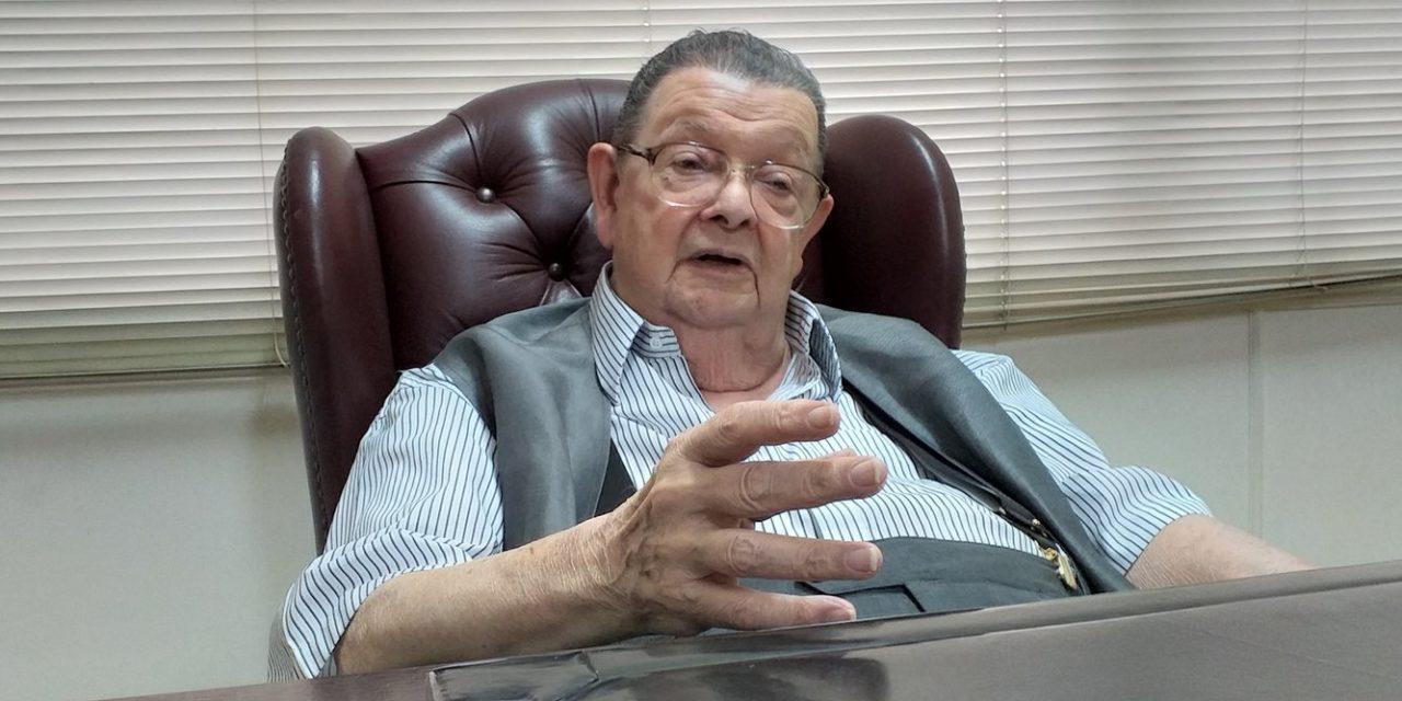 """""""A Zona Franca de Manaus poderia ser cinquenta vezes maior"""""""