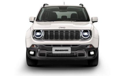 Recall de pinça de freio envolve mais de 1,8 mil Jeep Renegade