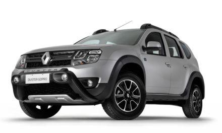 Renault e GoPro juntas em série especial do Duster