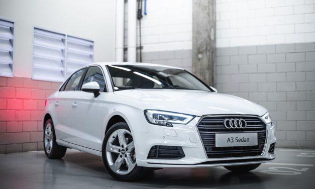 Audi comemora bodas de prata com A3 especial