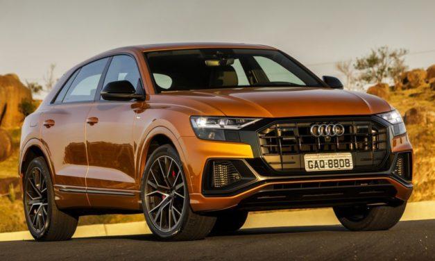 SUV Q8 é reforço oportuno para a Audi no segmento premium